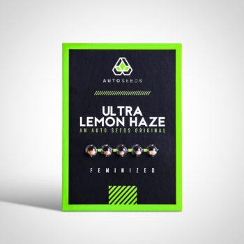 Ultra Lemon Haze Seeds